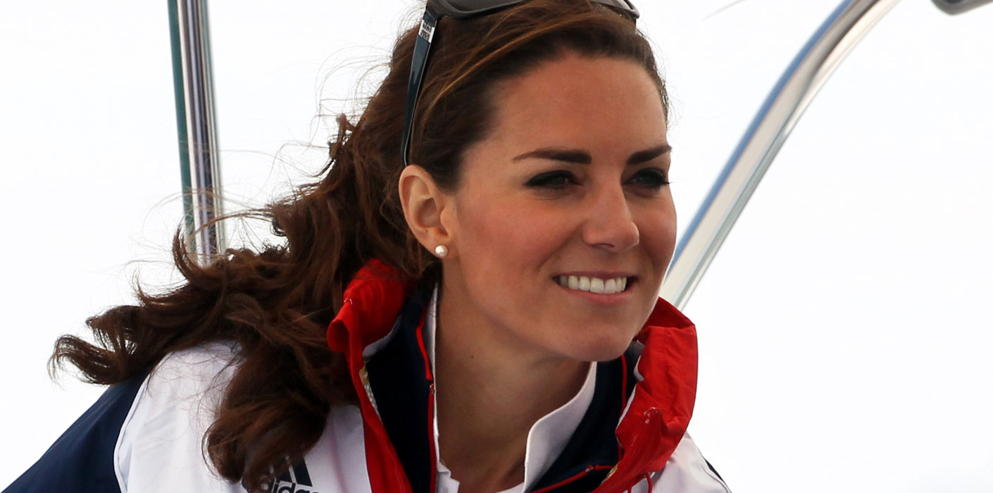 The Duchess of Cambridge and sport