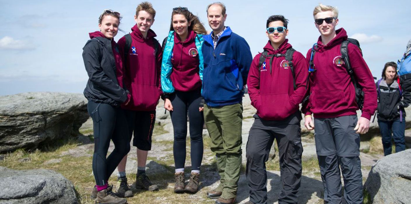 Read about The Duke of Edinburgh's Diamond challenge, part of their 60th celebrations...
