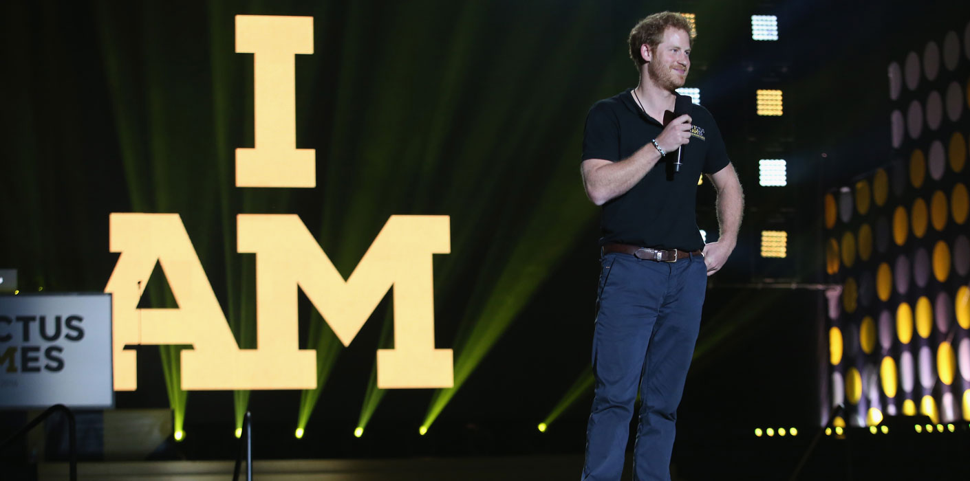 Prince Harry's speech at the closing ceremony of the Orlando Invictus Games