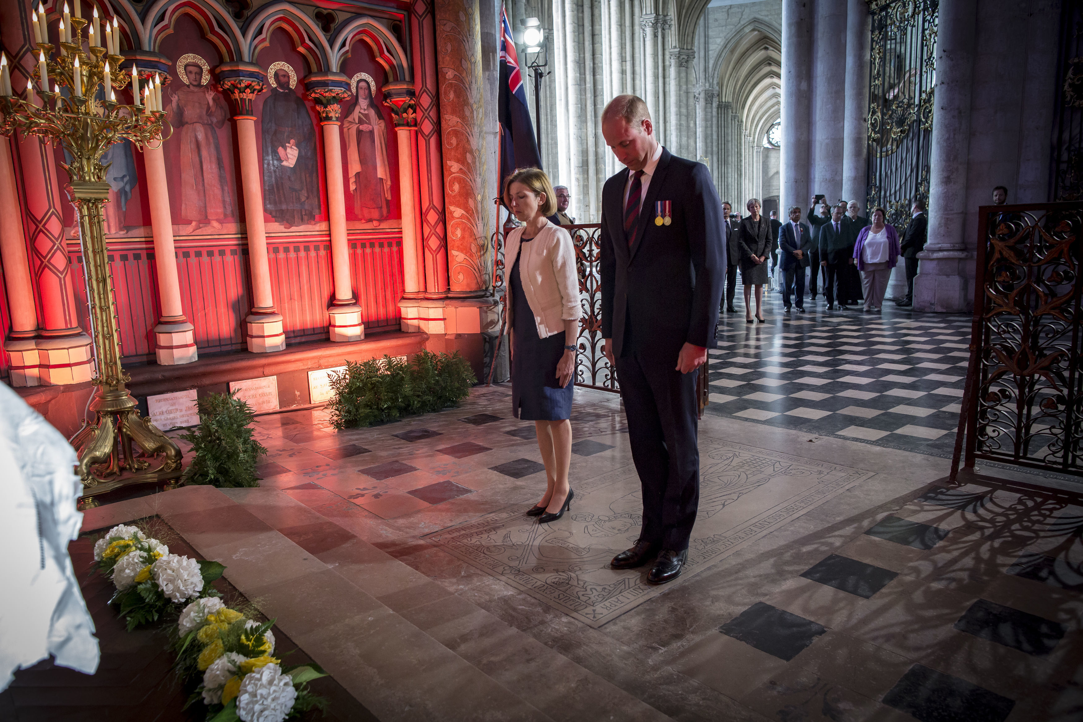 Commemorating the Battle of Amiens