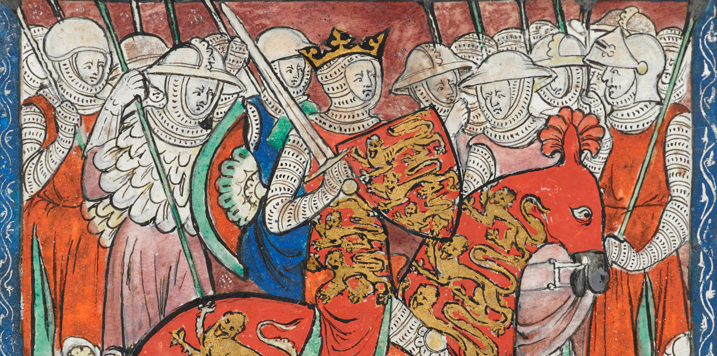 William the Conqueror is crowned King on Christmas Day