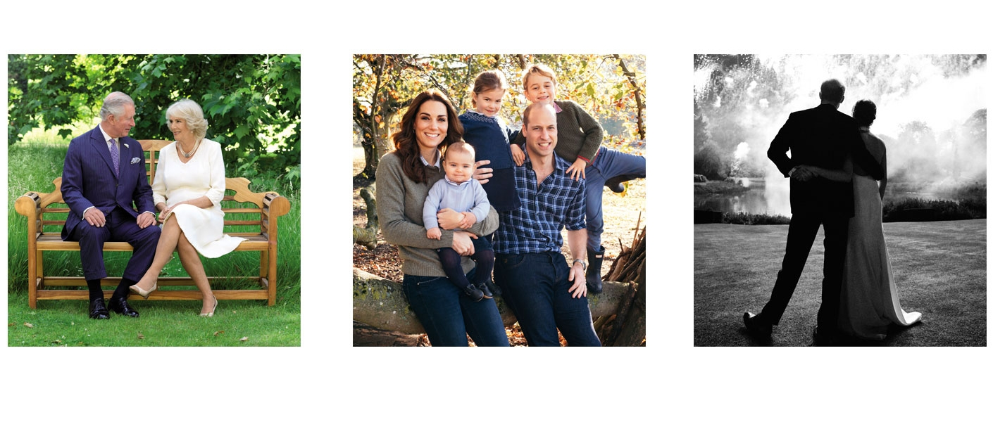 Photographs used on Christmas Cards 2018