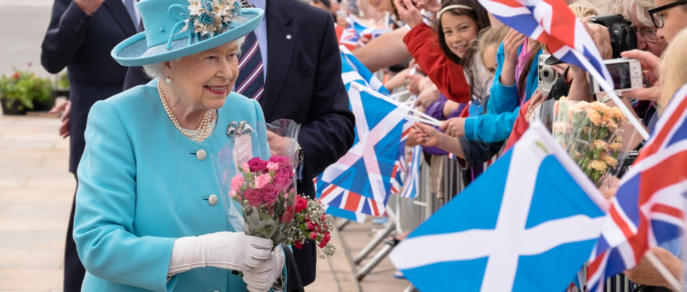 The Queen, accompanied by The Duke of Edinburgh, visits Dundee for a full day of engagements
