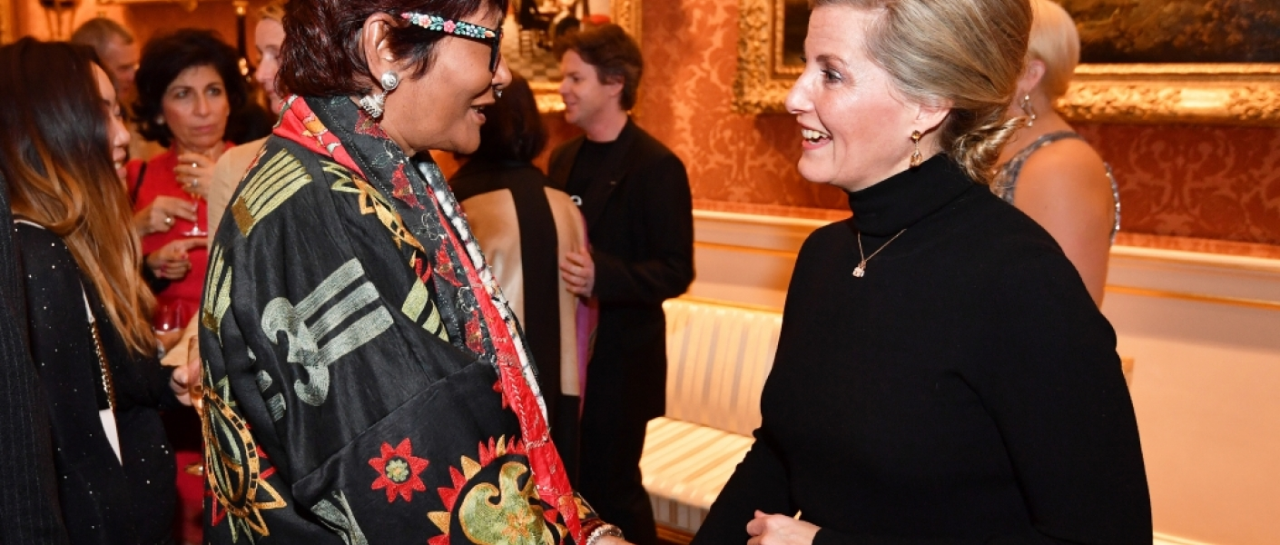 The Countess hosts an event to celebrate 10 years of the LCF's 'Better Lives' programme