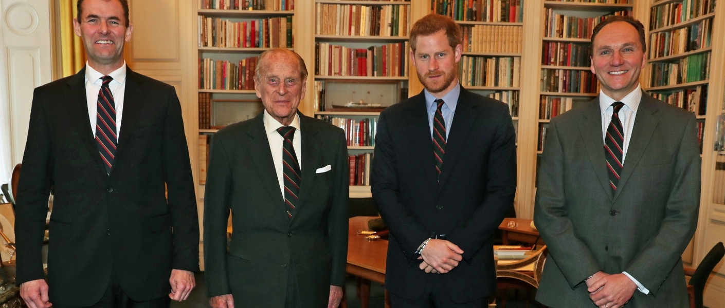 Prince Harry is appointed Captain General Royal Marines