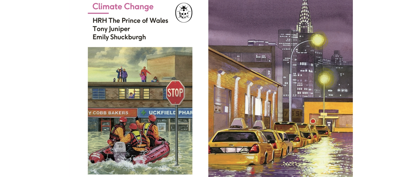The Prince of Wales new Ladybird Expert book