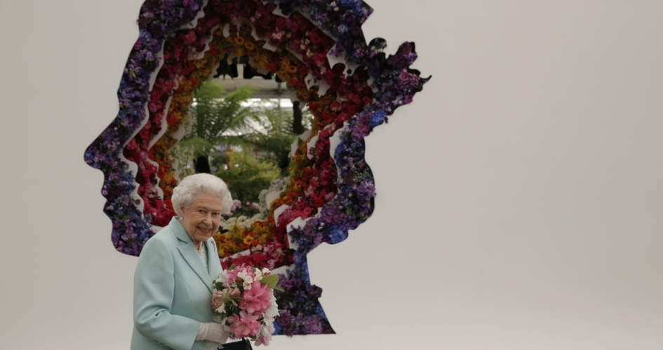 The 2020 'virtual' Chelsea Flower Show