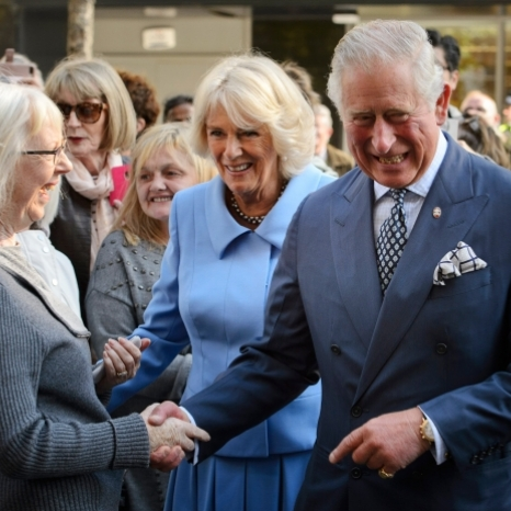 The Duke and Duchess of Rothesay visit Glasgow