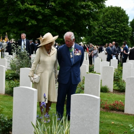 The 75th anniversary of the D-Day landings