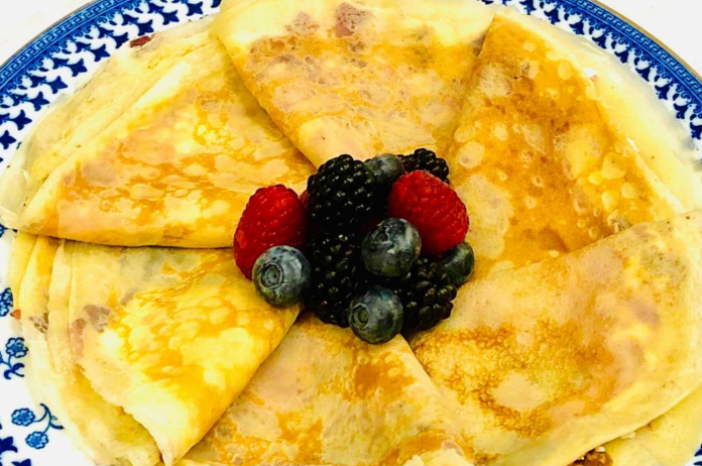 A Royal Recipe for Pancakes
